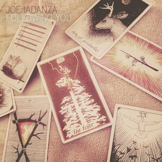 Following You - Single Cover Art - Joe Iadanza